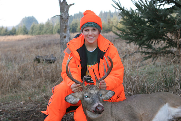 2012 Wisconsin Deer Hunting
