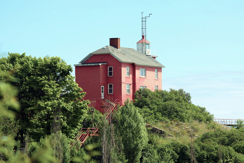 The Marquette Lighthouse