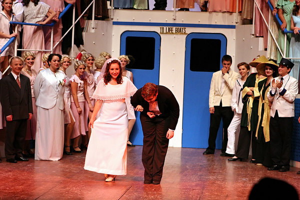 Final Night Performance - Orchestra, Show, Curtain Calls