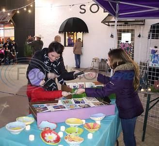 Community Art Festival at True Vine by Sarah Perez