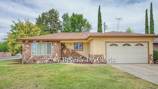 527 W Beverly Dr, Clovis.mov