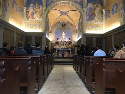 Monte Cassino Pilgrimage: January 2019