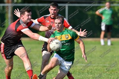 Donegal v Young Irelands Senior Mens Championship
