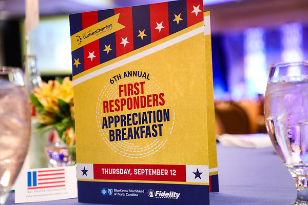 First Responders Event 9-19