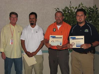 MSA Scholarship Award 2008