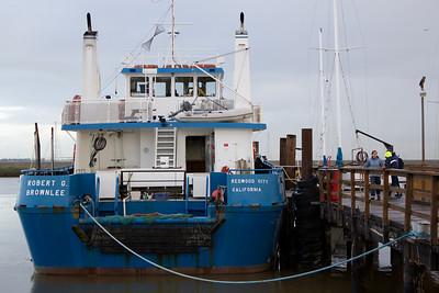 2011 Almond Marine Science Trip