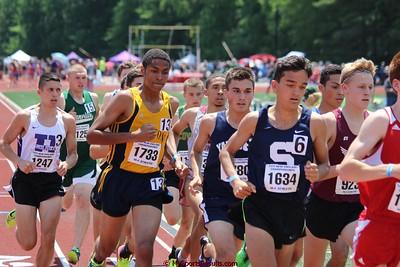 Boys 1600m Run
