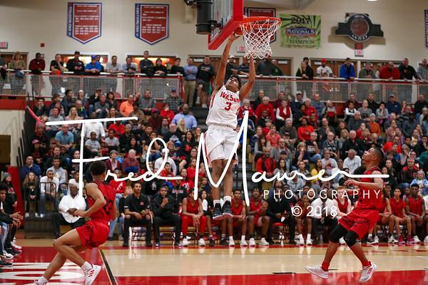 12/21/2018 Wilson Boys Basketball vs Reading (V & JV)