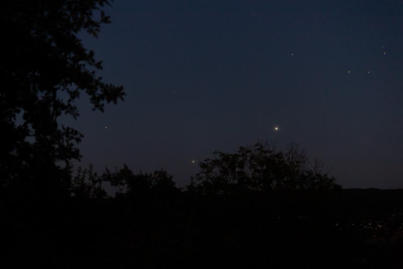 Jupiter and Saturn - 9.7.2020