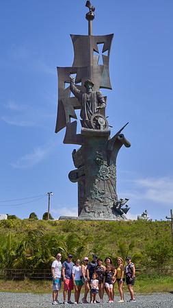 De Paseo en Arecibo