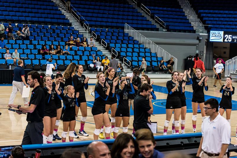 UCLA Women's Volleyball vs. Arizona @ Pauley Pavilion