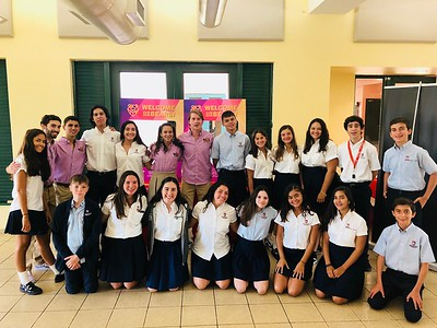 New Student & Family Orientation Breakfast 2018-2019