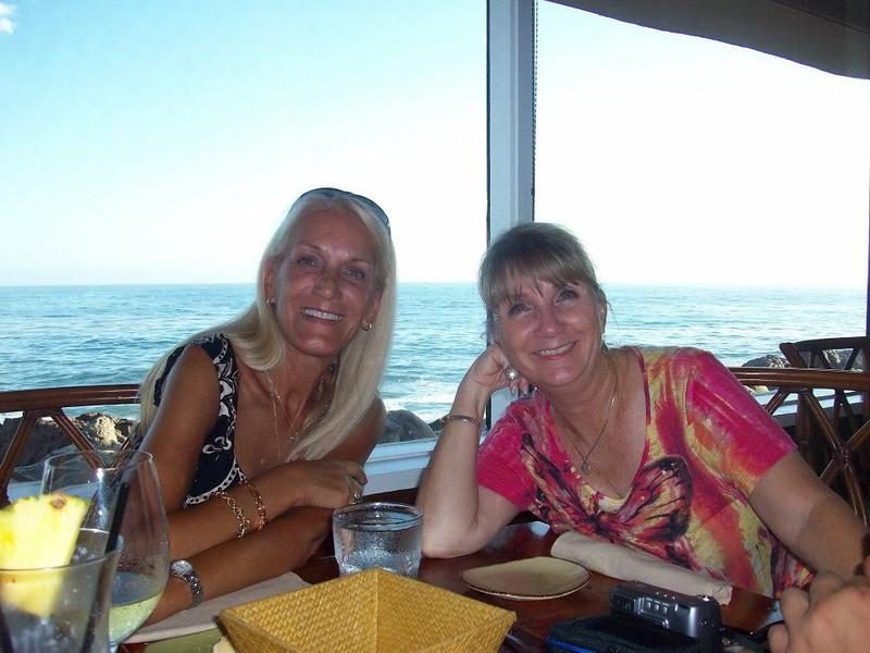 Barbra and Kathy