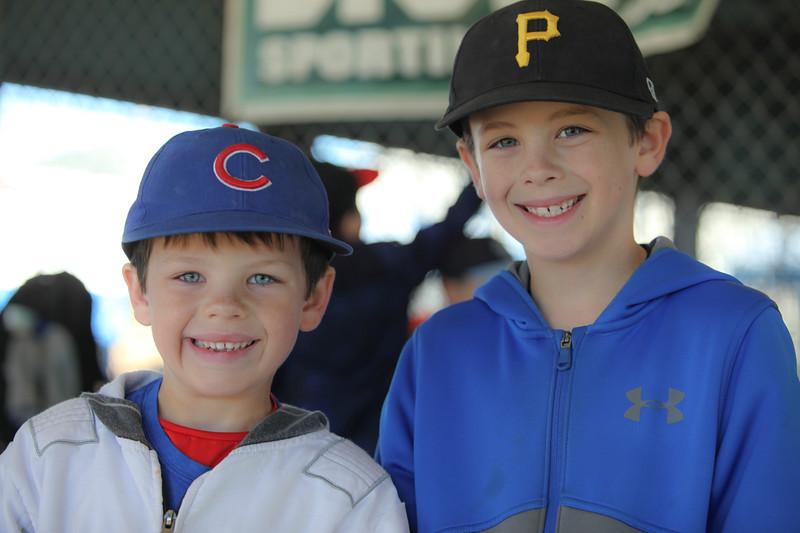 Iron Diamond Sports' Spring 2018 Baseball Camp