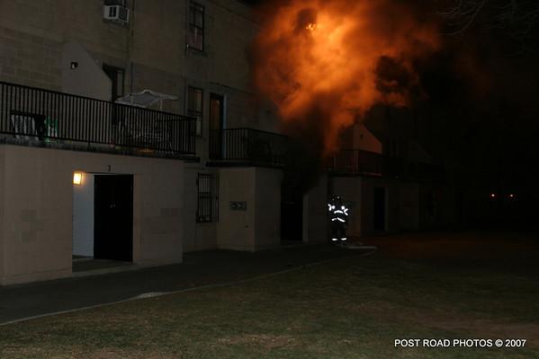 Apartment Fire ~ Union Avenue