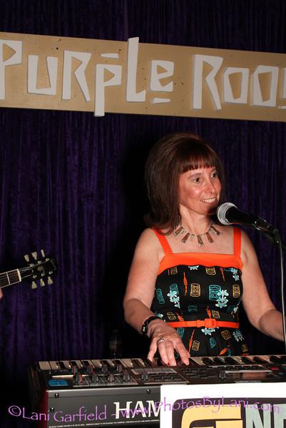 Bossa Nova & Gand Band at Purple Room durning Modernism Week 2/21