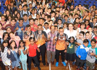 Paralympics of Malaysia - Talks @ KDU