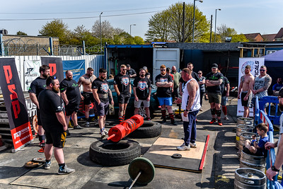 UK Strongest Novice 20th April 2019