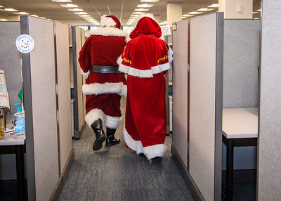 2019 Santa and Mrs. Claus Visit Team Members