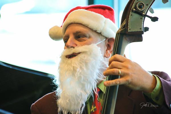 Paul Keller Ensemble Holiday Concert - Ypsilanti - 12-3-2017