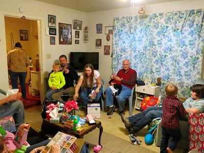 Locke/Patterson Family