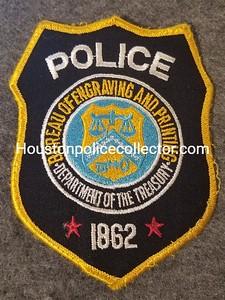 Bureau of Engraving & Printing Police