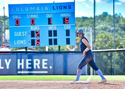Columbia Softball 2021