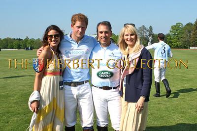 Prince Harry,Sentebale Royal Salute Polo Cup, Greenwich CT 5-5-2013