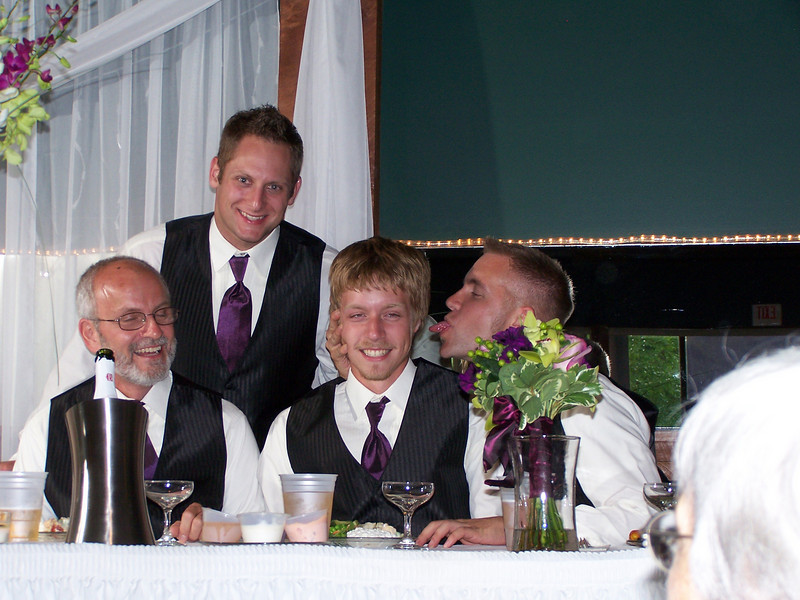 Danny, Jeremy, Jered & Derrick