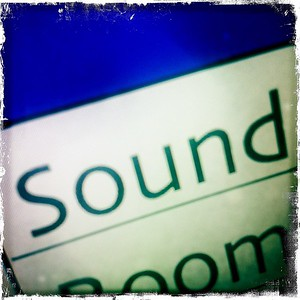 SOUND DEPARTMENT