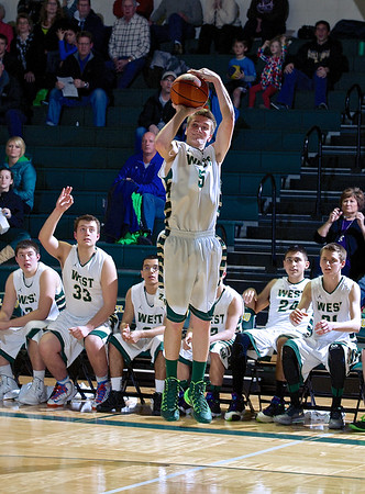 Zeeland West vs Holland Christian Boys Basketball