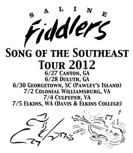 2012 Song of the Southeast Tour