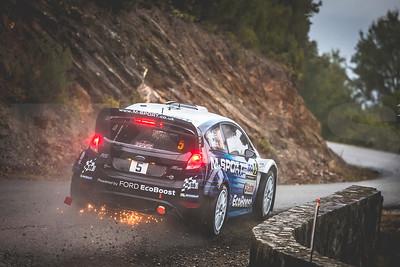 WRC Rally Corsica 2015