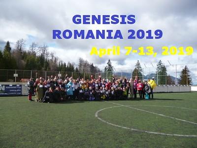 Romania Genesis April 7-13, 2019
