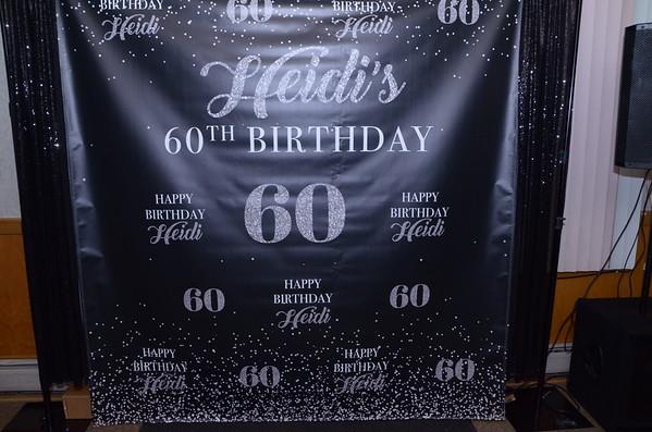 Heidi's 60th Birthday Party----Pics By Sean John