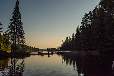 Ontario Canoe Expedition and Paddling Retreat