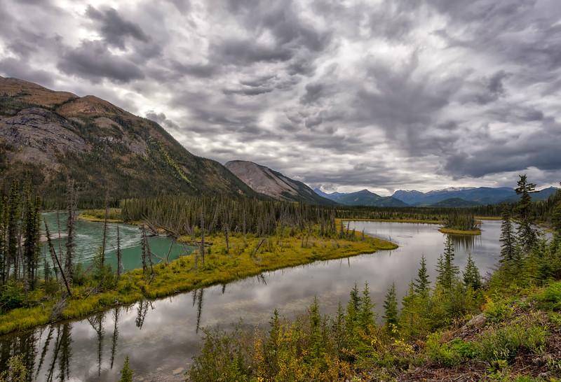 Toad River Landscape