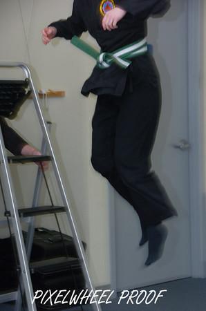 Shin Gan Dojo Testing 2006 - Young Adults