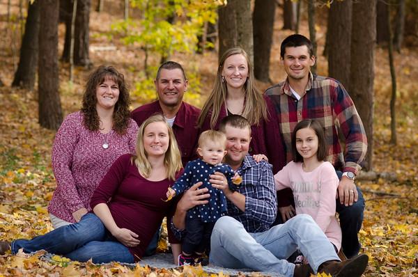 Big Hollister Family