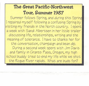 1987-07 The Great Pacific Northwest Tour