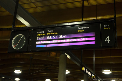 New Years trip to Oslo