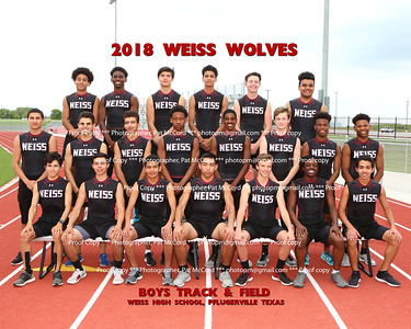 2018 Weiss Track and Field