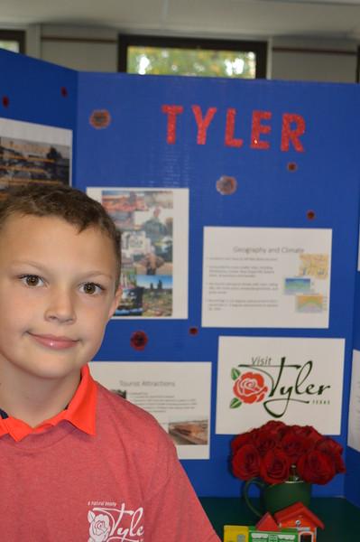 Third Grade Tour of Texas