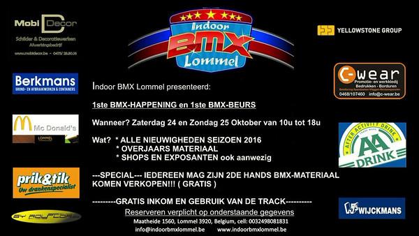 video Keerbergen Flanderscup #7 + Vlaams-Brabants Kampioenschap 20-09-2015 Blok 1 3de Manche