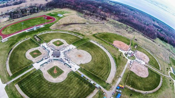 Rockford Little League 2015 Aerials
