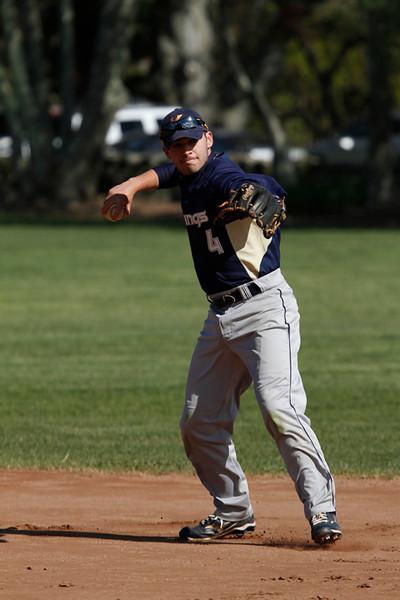 King Baseball  4/27/12 - Photos by TreC Sports
