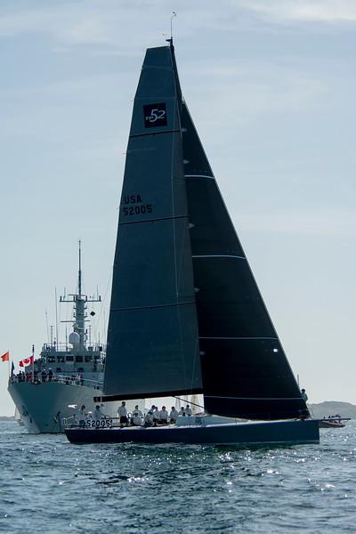 Swiftsure Yacht Race 2017