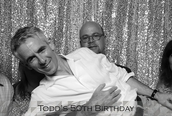 8.19.17 Todd Dittmann 50th Birthday Photo Booth