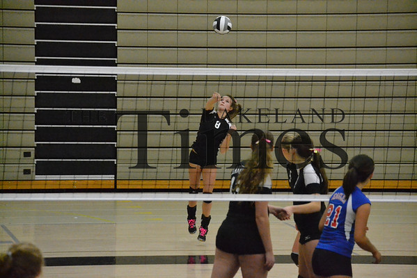 Lakeland JV Volleyball home Invite