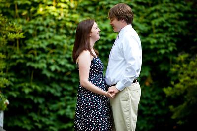 Melanie and Jeff Engaged